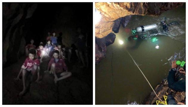"""Tragedi Tham Luang Satukan Thailand, """"Unsung Hero"""" Di Sebalik Operasi Menyelamat Mangsa"""