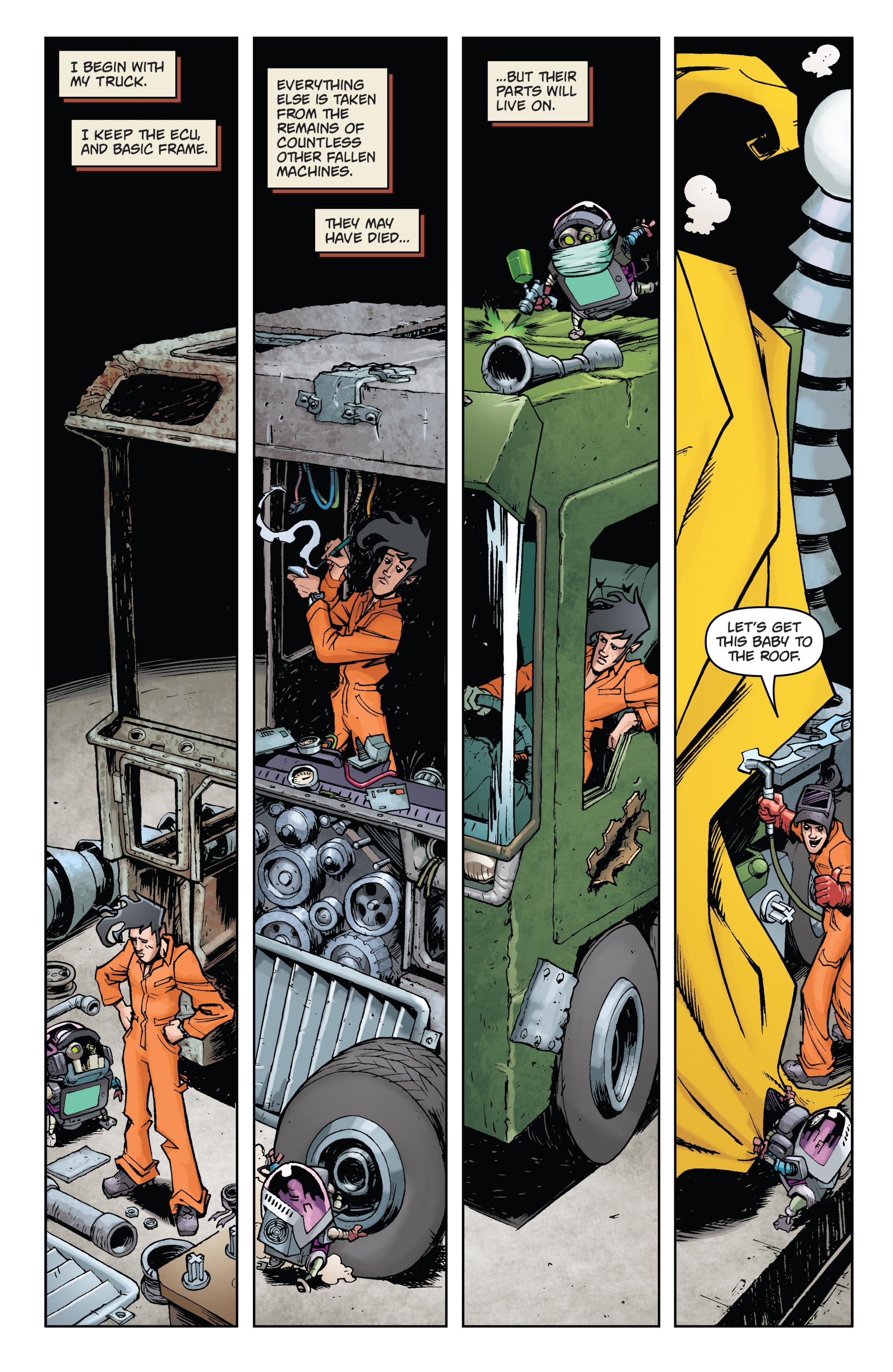 Read online Monster Motors comic -  Issue # Full - 25