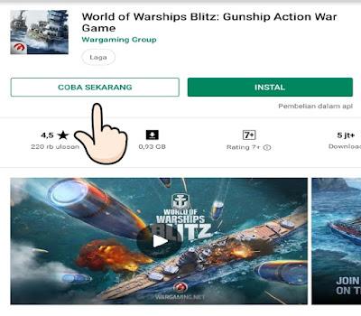 Update Play Store Terbaru! Aplikasi Pada Play Store Bisa Di Coba Sebelum di Download