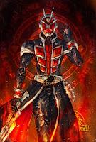 Kamen Rider Wizard - Kamen raidâ Wizâdo