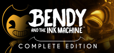 Bendy and the Ink Machine Complete Edition-PLAZA