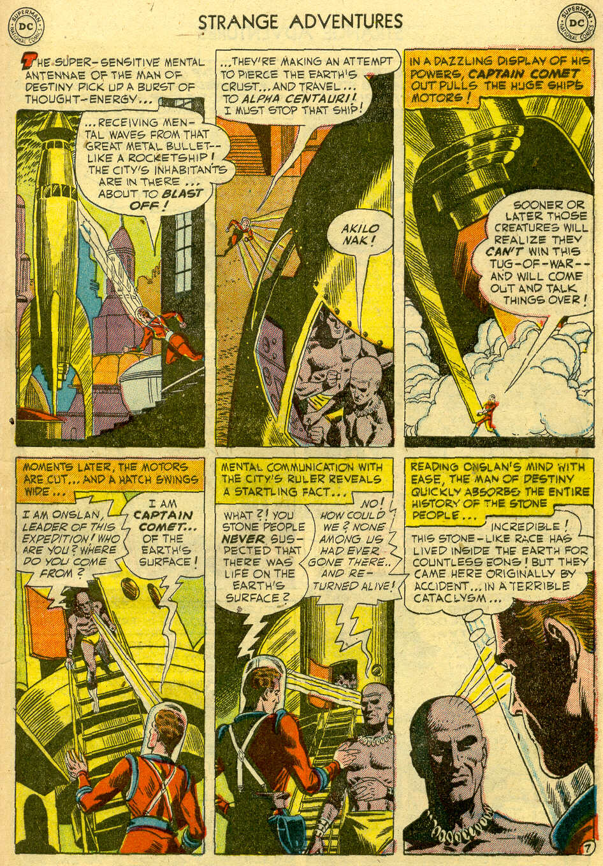 Strange Adventures (1950) issue 13 - Page 9