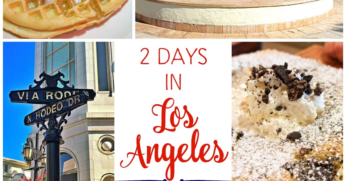 Two Days in Los Angeles | Plain Chicken®