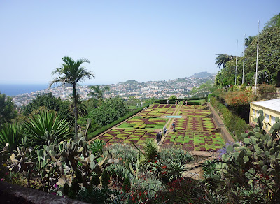 Botanical Garden and Funchal by Igor L.
