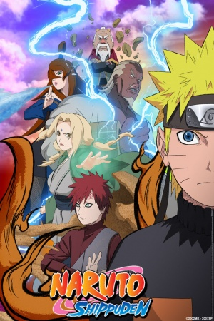Naruto Shippuden Episode 1 500 BATCH Subtitle Indonesia
