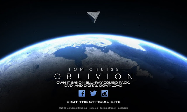 Oblivion: Bizzare Inverted Triangle