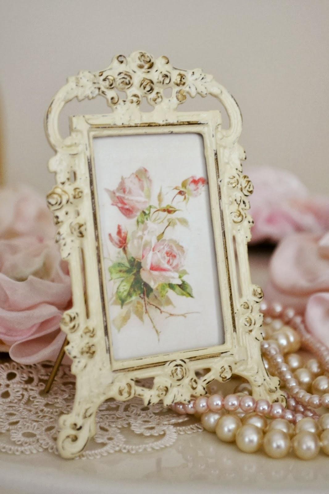 jennelise porcelain picture frames and pretties. Black Bedroom Furniture Sets. Home Design Ideas