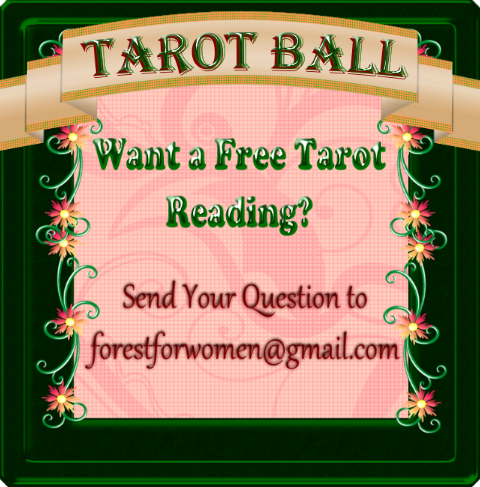 Get Your Free Reading: Tarot Ball Event (Closed) - Forest