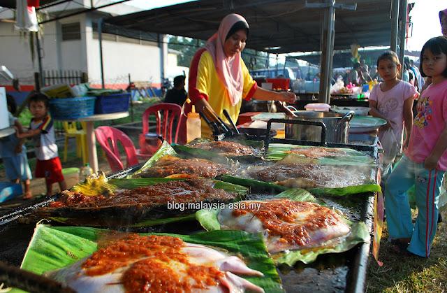 Malaysian Ramadhan Bazaar
