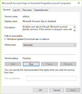 FIX CANT SIGN IN TO MICROSOFT ACCOUNT WINDOWS 10