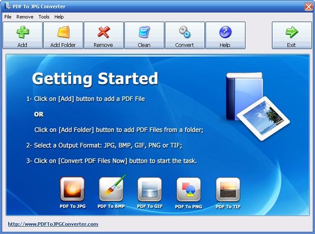 PDF To JPG Converter 2.7.2 Full Serial Key