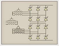 Twelve-pulse Converter Topology (Electrical power Transmission of bulk power-www.beprojectidea.blogspot.com)