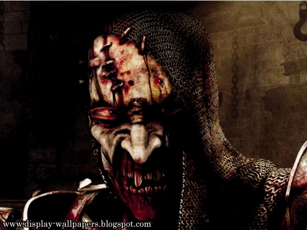 Wallpapers Download: New Horror And Scary Wallpaper 2013