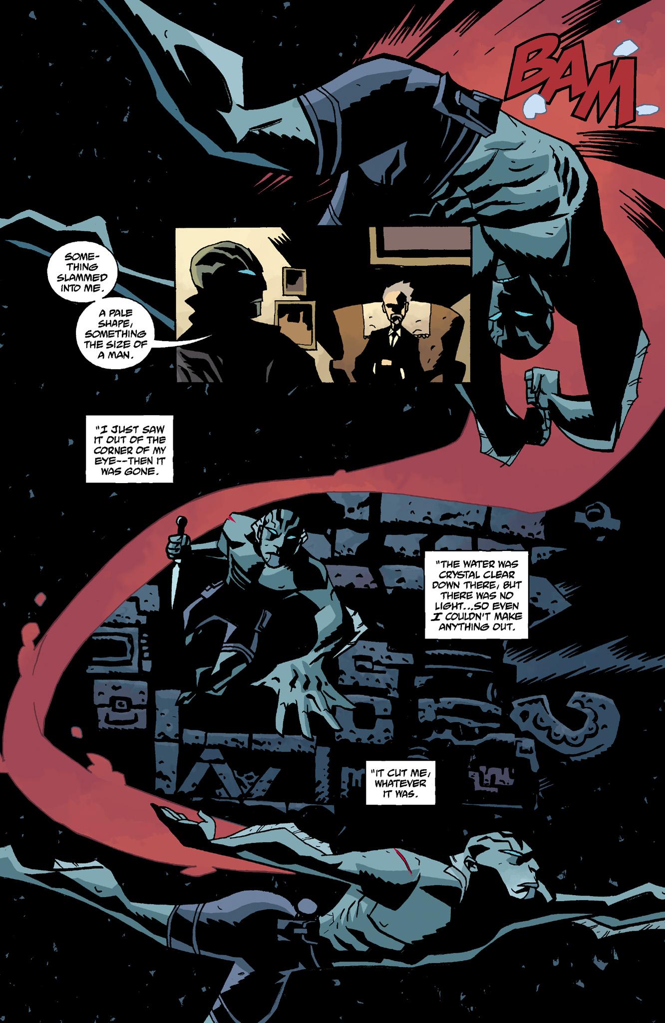 Read online Abe Sapien comic -  Issue #8 - 6