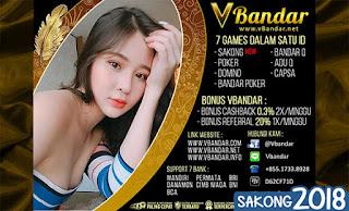 Bonus Bermain Judi AduQ Online VBandar.info