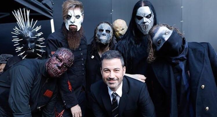 Jimmy Kimmel dan Slipknot 2019