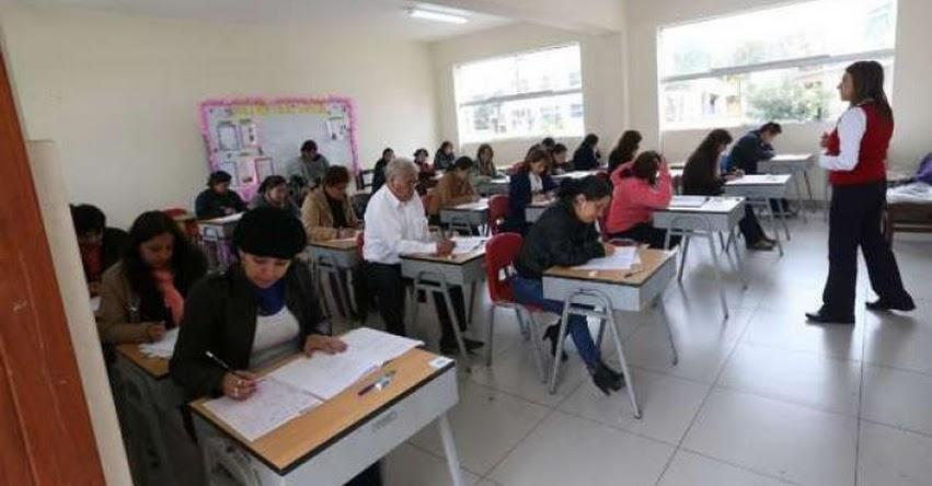 MINEDU: Maestros Contratados y Nombrados ganarán 200 soles más en el 2019