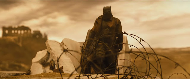 Batman v Superman Knightmare Batman Underground Bunker
