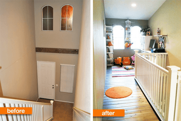 How One Family Added More Space to a Small Home For Their Child