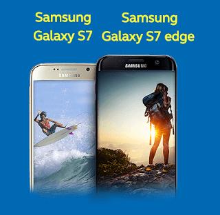 Samsung Galaxy S7 and S7 Edge Globe Plan