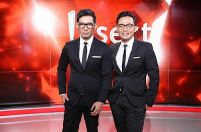 Host Presenter Insert Cowok