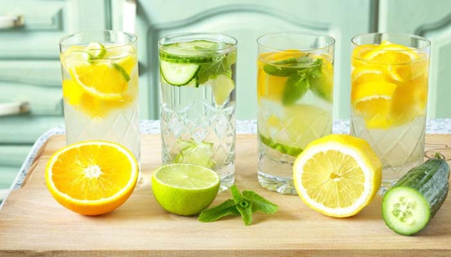 A água com limão ajuda você a perder peso?