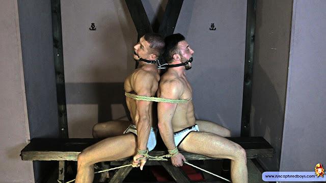 Two Captured Go-Go Boys