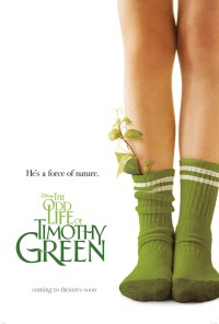 The Odd Life of Timothy Green le film