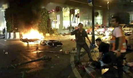 Kisah Tragis dan Memilukan Akibat Terjadinya Ledakan Bom Bangkok