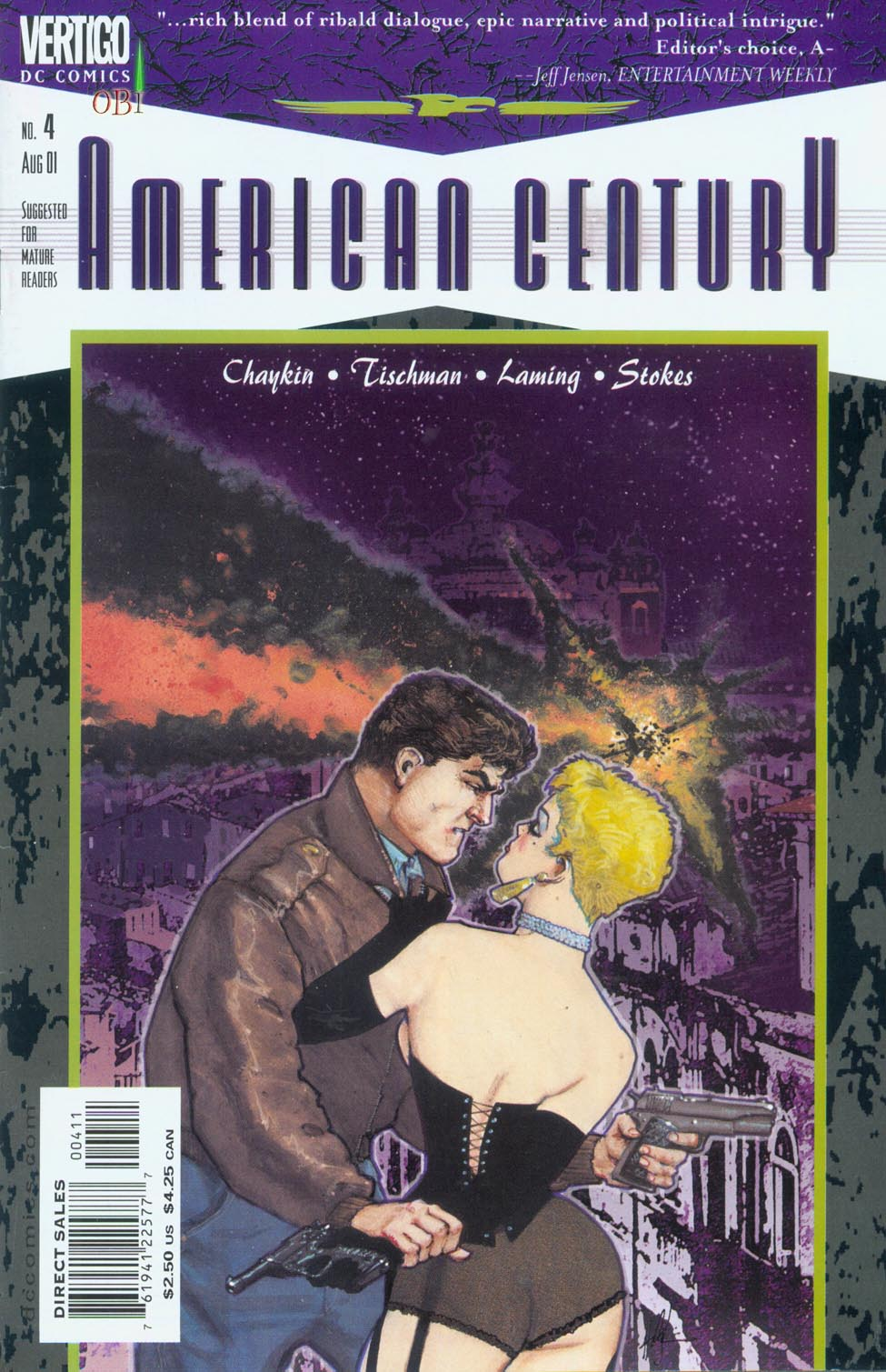 Read online American Century comic -  Issue #4 - 1
