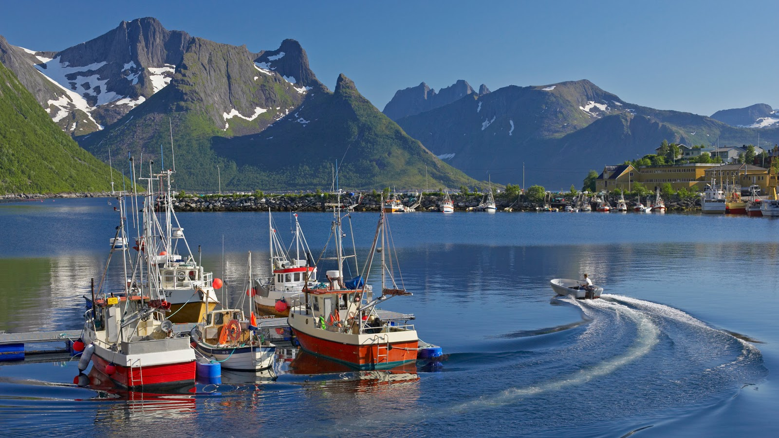 Welcome to Senja Island, Norway. © NorthernNorway.com.