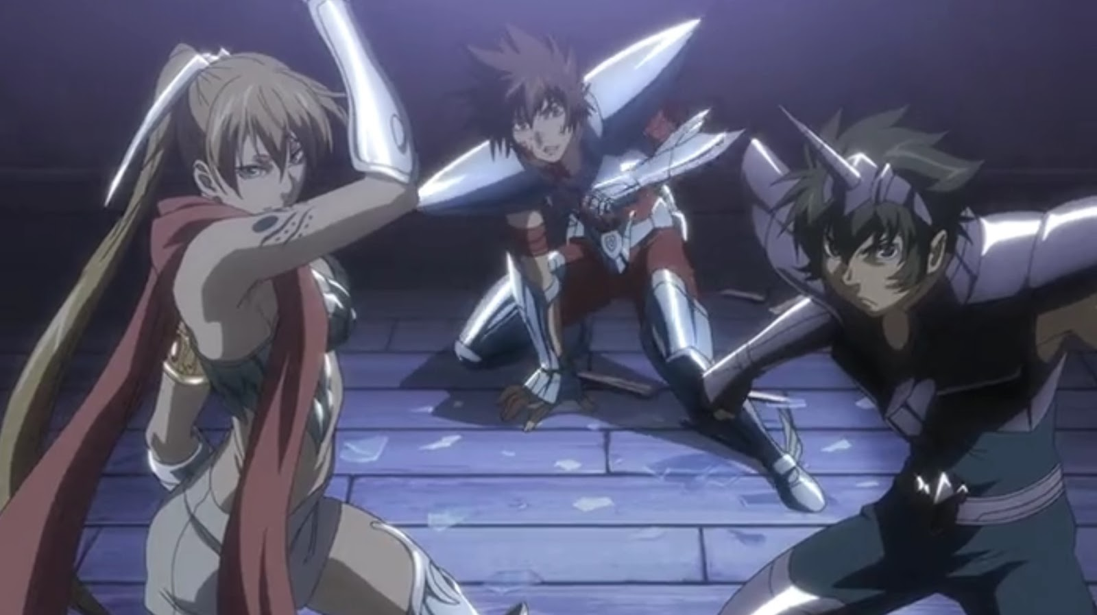 Saint Seiya: The Lost Canvas Episodio 15 Dublado