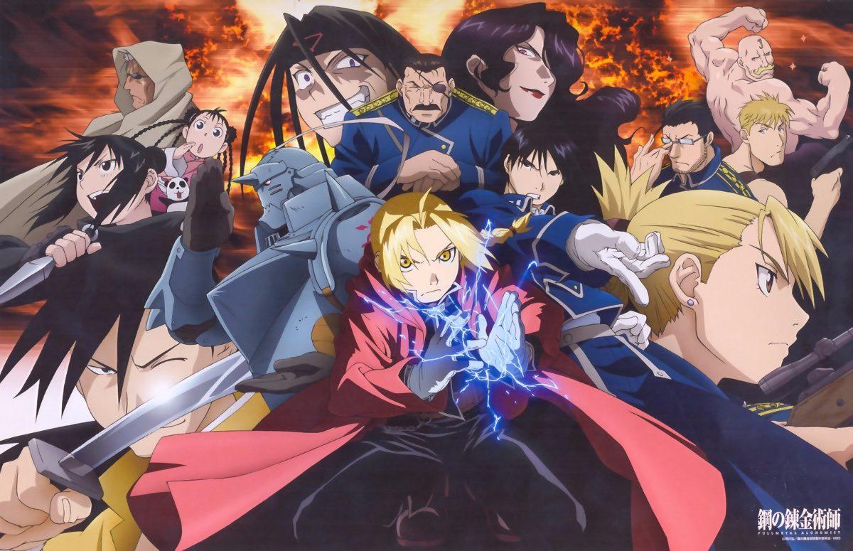 Download OST Opening Ending Anime Fullmetal Alchemist Brotherhood Full Version
