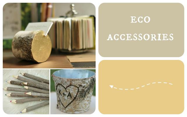 eco akcesoria drewniane