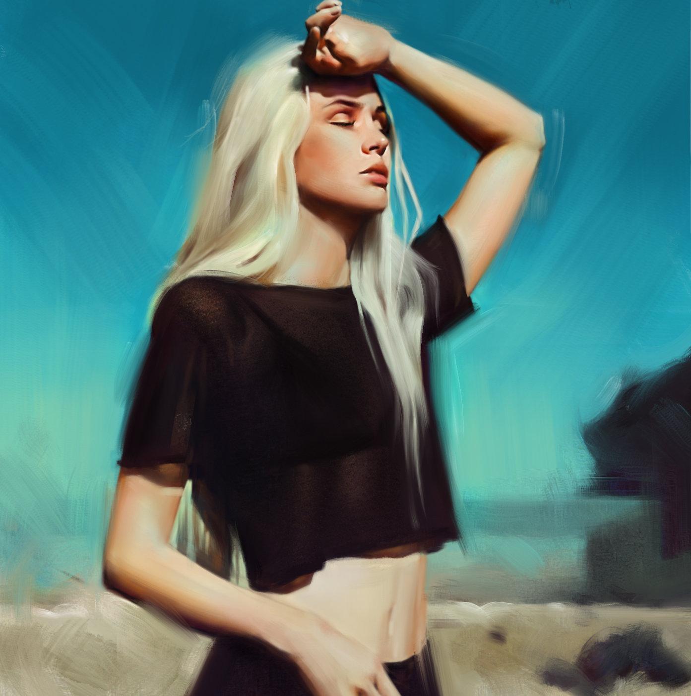 Concept Art By Daniel Bolling Walsh