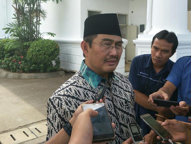 Jimly Bawa ICMI Dukung Jokowi di Pilpres 2019