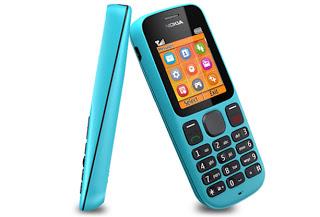 Gambar Nokia 100