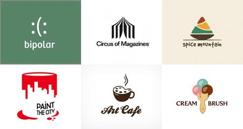 ideias de logotipos criativos negócio online