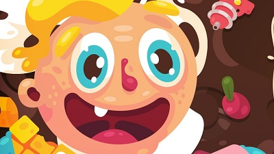 Hungry Baby: Party Treats Review | Gameplay