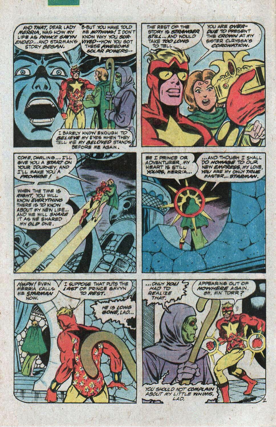 Read online Adventure Comics (1938) comic -  Issue #470 - 4