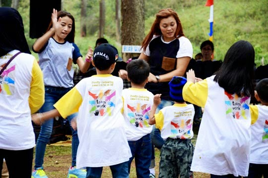 RUMAH POHON | Paket Outbound Anak di Lembang