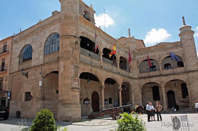 Ciudad-Rodrigo-Ayuntamiento