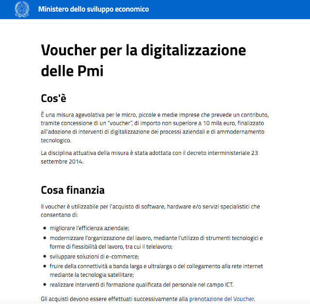 http://www.sviluppoeconomico.gov.it/index.php/it/incentivi/impresa/voucher-digitalizzazione#comefunziona