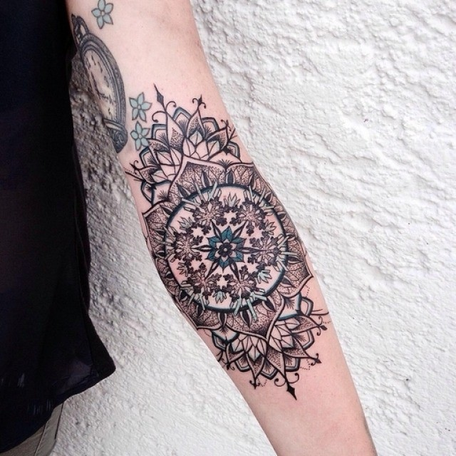 Sexy Inner Arm Tattoos For Women
