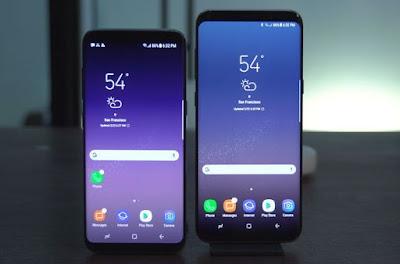 Cara Flash Samsung Galaxy S8 dan S8+ menggunakan Odin