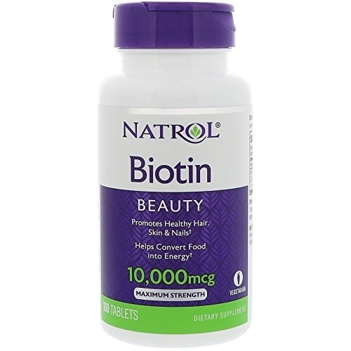 La Biotina y la pérdida de cabello: mira cómo puede ayudarte a recuperar el cabello perdido.