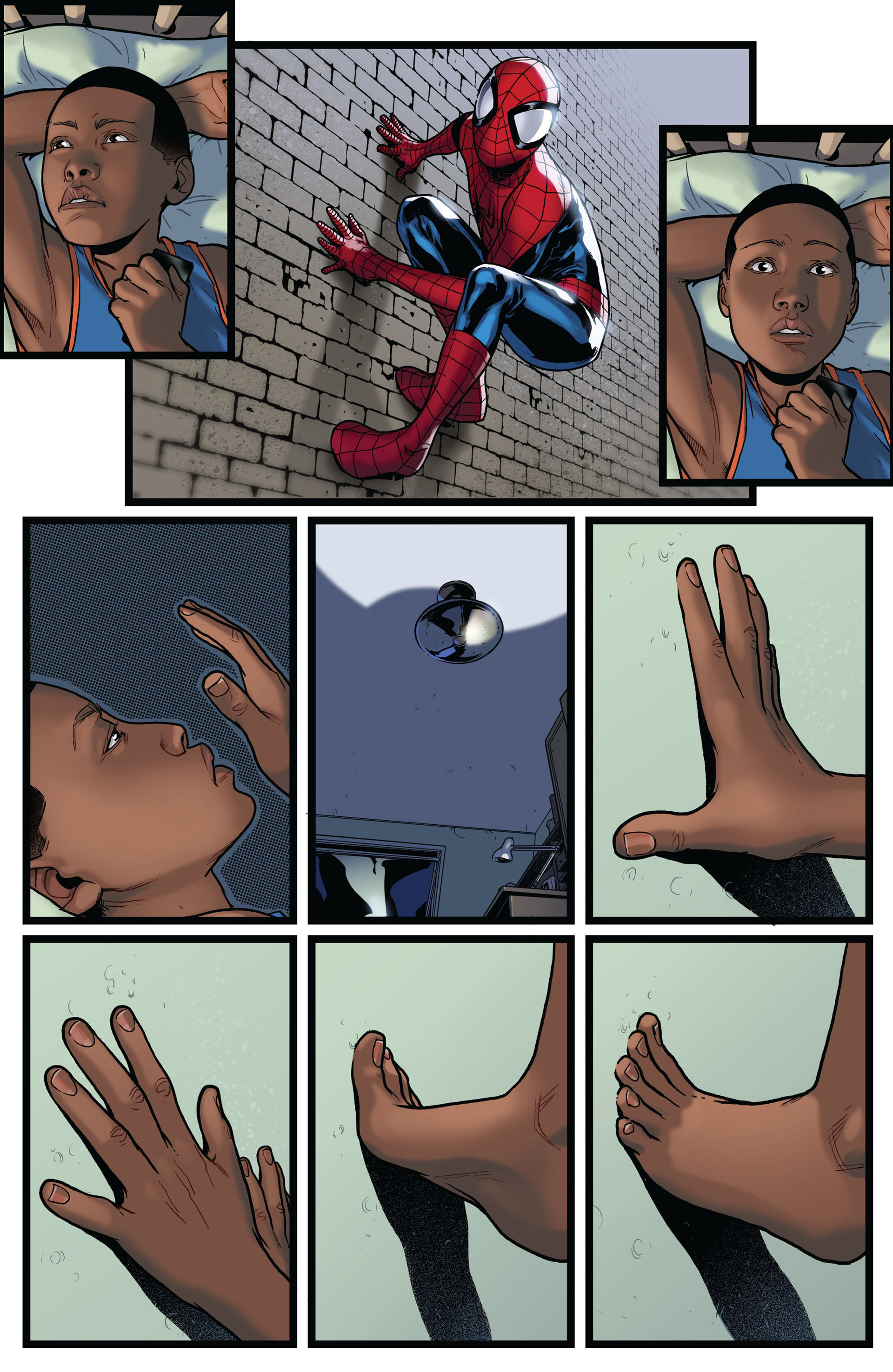 Read online Ultimate Comics Spider-Man (2011) comic -  Issue #2 - 21