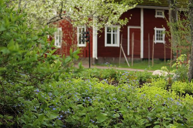 Inspiration trädgård Astrid Lindgren