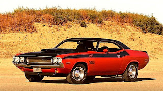 1970 Dodge Challenger T/A 340 Six Pack Front