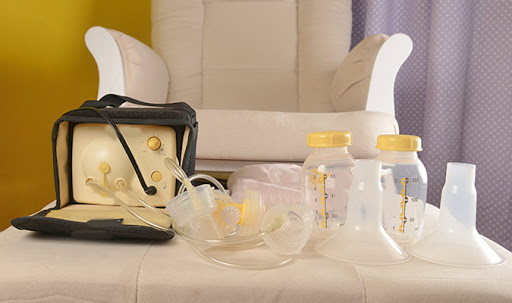 Breast pump equipment